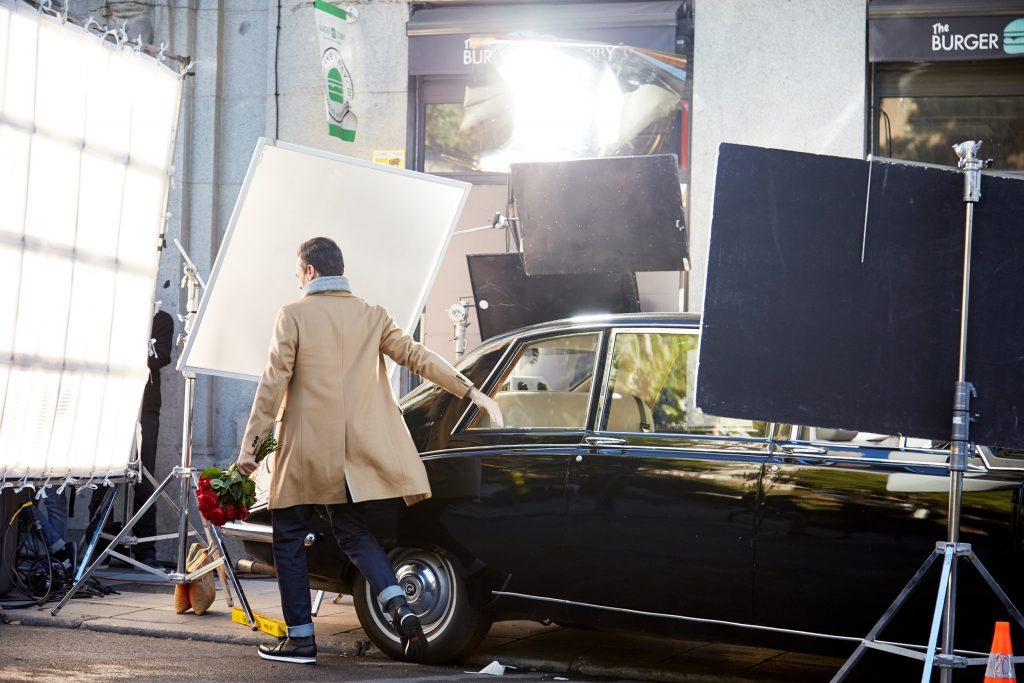Production Campaign Emidio Tucci The Perfect Man