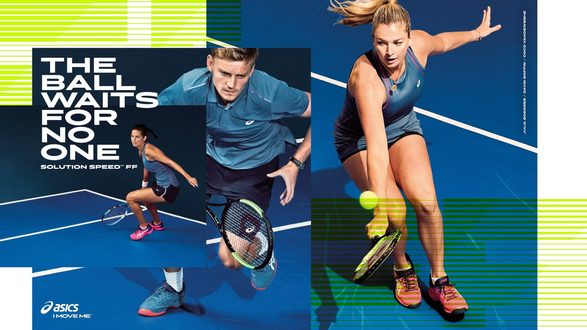 Asics: Ball Waits for No One
