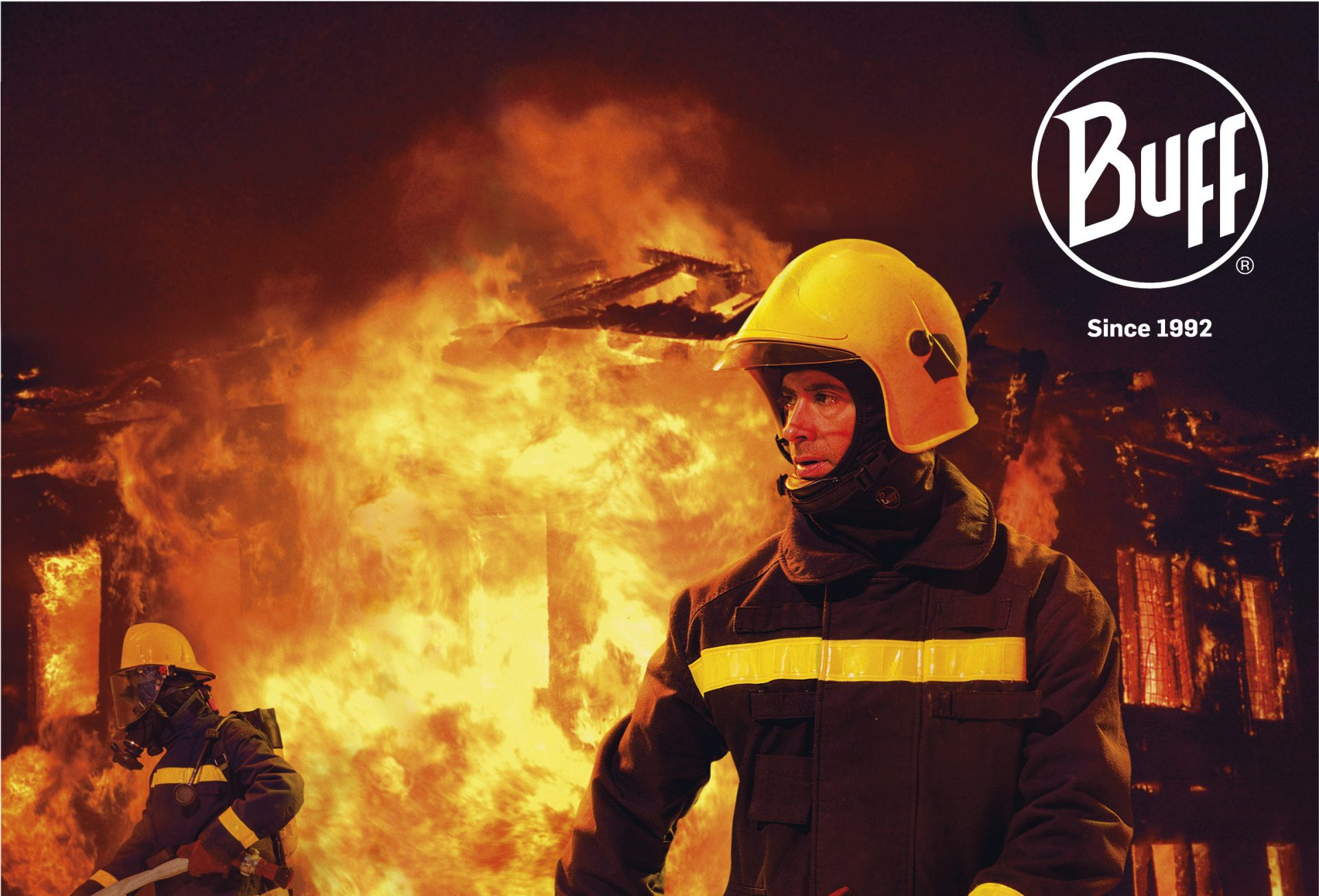 BUFF PRO - Advert A4 - Fuego 1