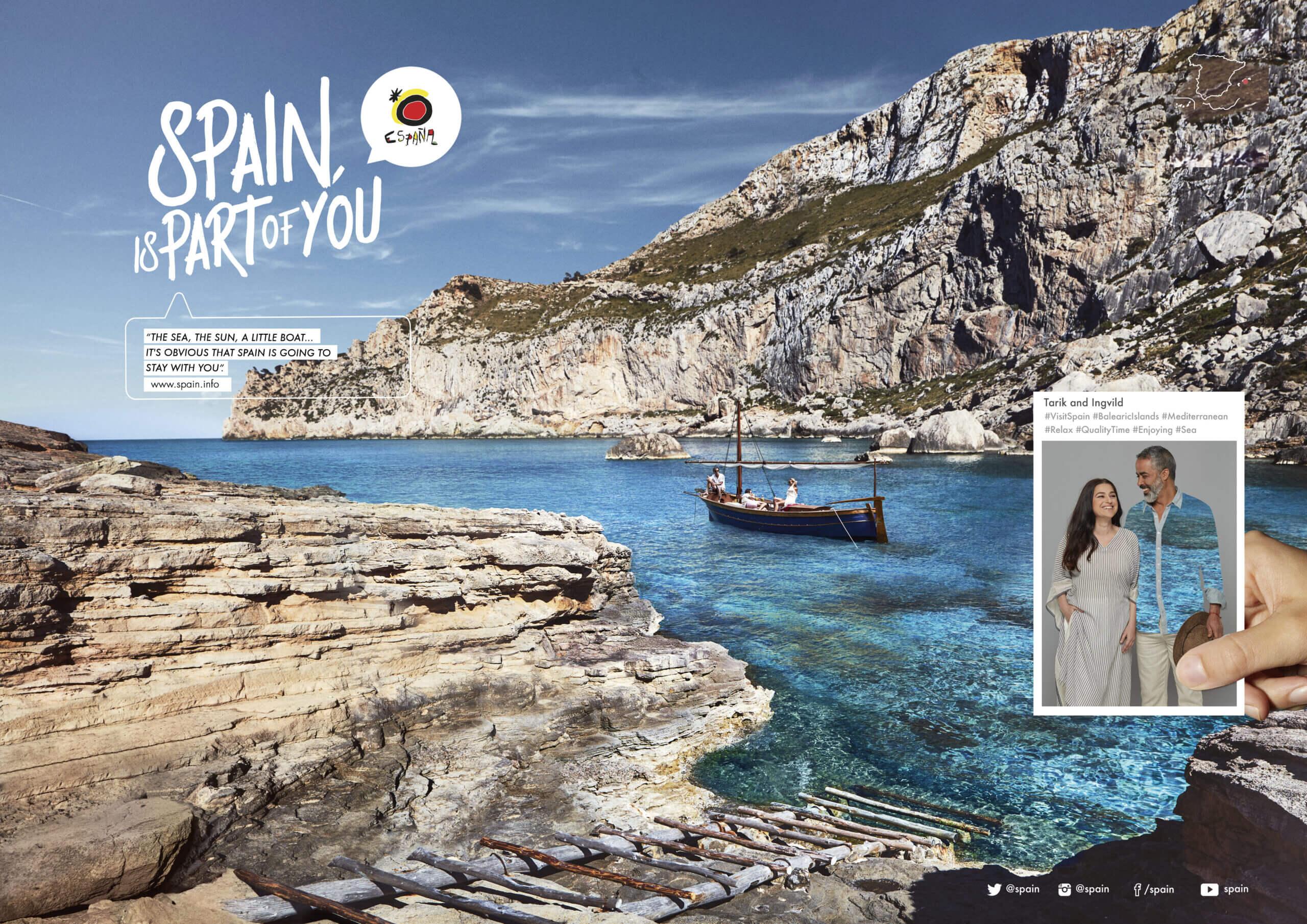 TURESPAÑA: España es parte de ti