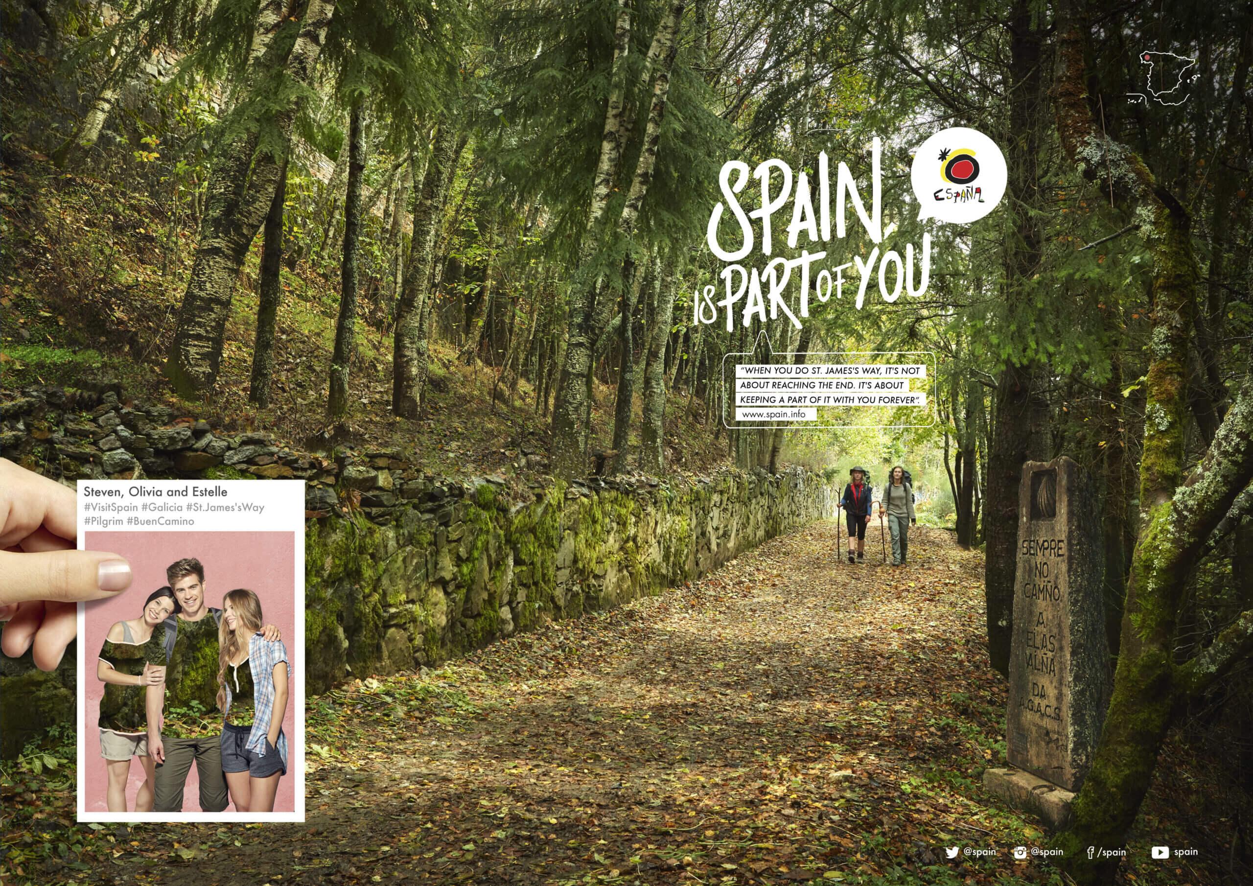 TURESPAÑA: España es parte de ti 1