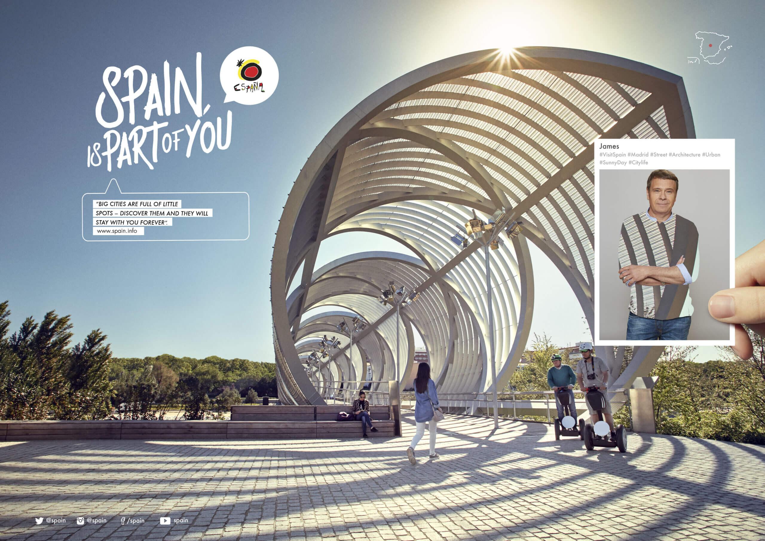 TURESPAÑA: España es parte de ti 3
